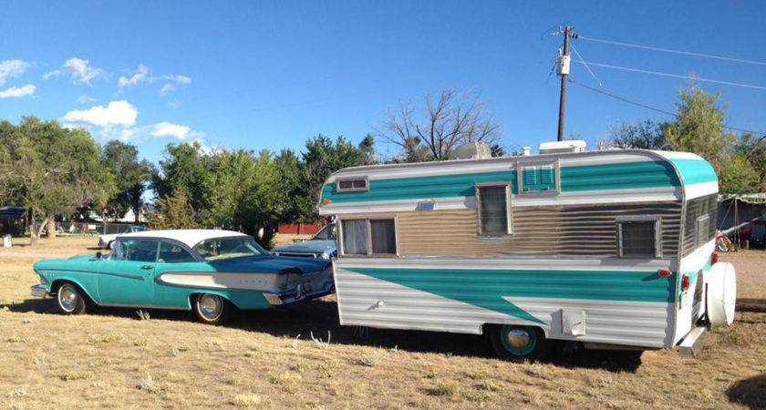 Best Vintage Trailer Campgrounds