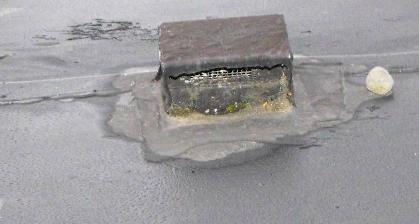 Best Water Coming Through Roof Flat Repair