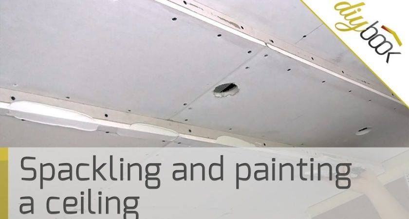Best Way Paint Drywall Ceiling Boatylicious