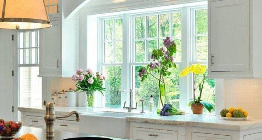 Best Window Over Sink Ideas Pinterest