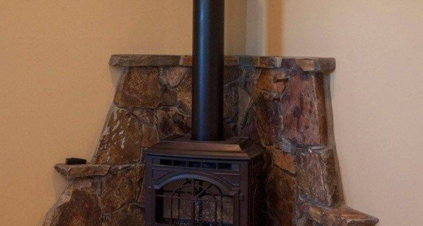 Best Wood Stove Hearth Ideas Pinterest