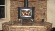 Best Wood Stove Hearth Ideas Pinterest