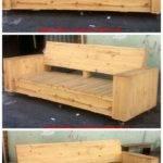 Beste Idee Over Pallet Sofa Pinterest Houten