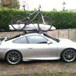 Bicycle Roof Bars Porsche