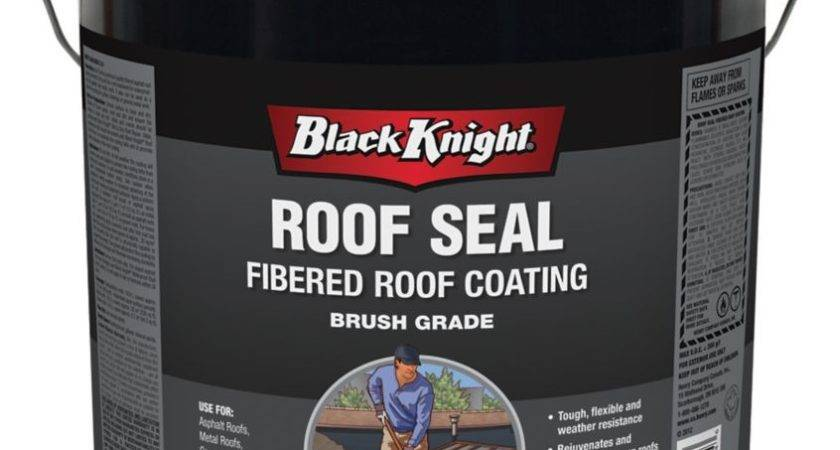 Black Knight Roof Seal Home Depot Canada