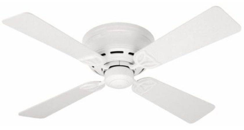Blade Ceiling Fan White Systems