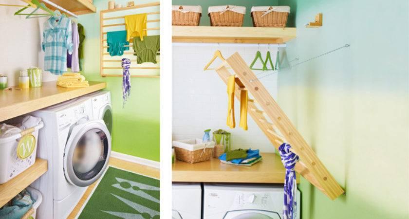 Blending Paint Technique Laundry Room
