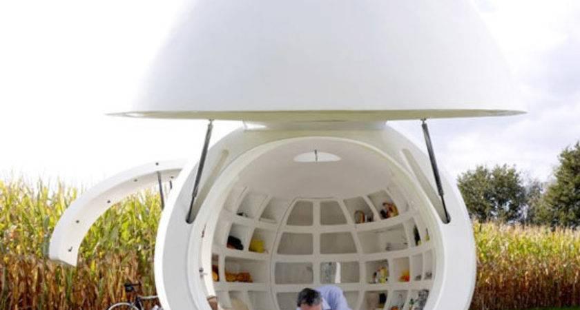 Blob Living Pod Dmva Architects Enpundit