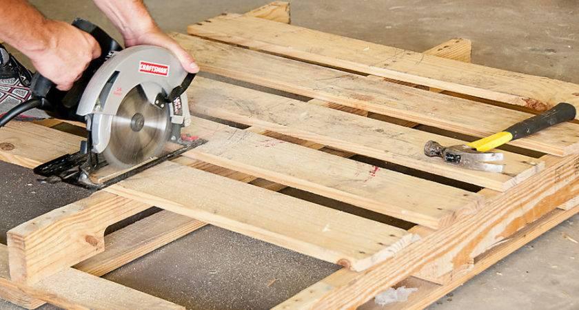 Blog Woods Easy Wood Pallet Ideas