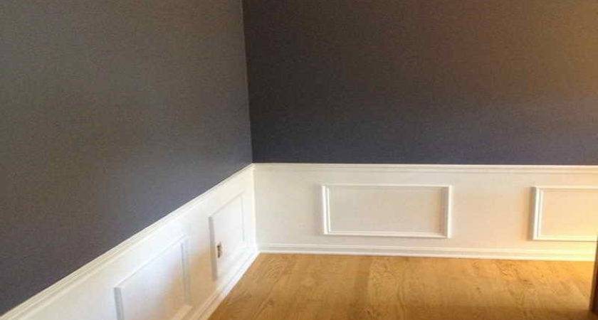 Bloombety Paint Wainscoting Panels Black