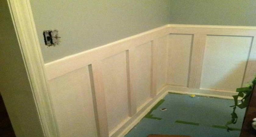 Bloombety Paint Wainscoting Panels Corner