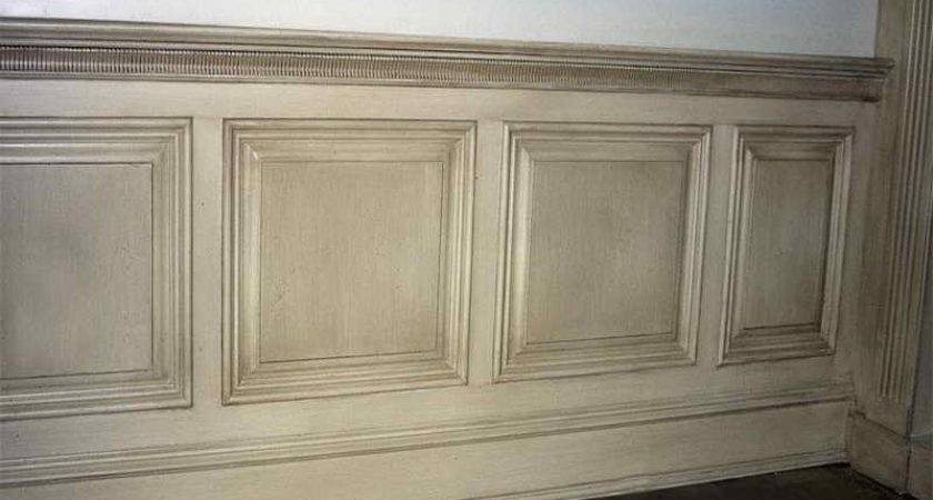 Bloombety Paint Wainscoting Panels Plain