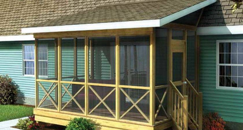 Bloombety Screened Porch Design Plan
