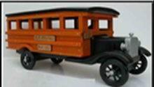 Blue Bird All Wood School Bus Replica Ebay