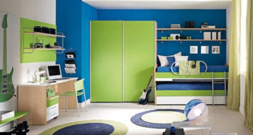 Blue Green Boys Room Ideas Ultimate Home