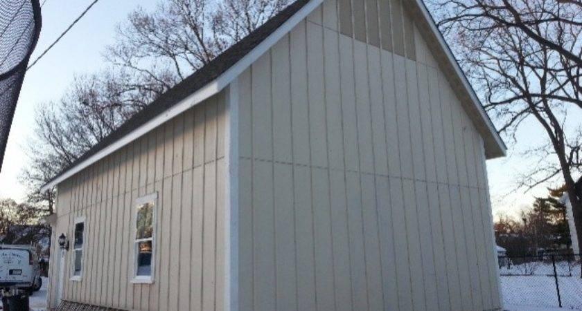 Board Batten Smartside Fiber Cement Windows