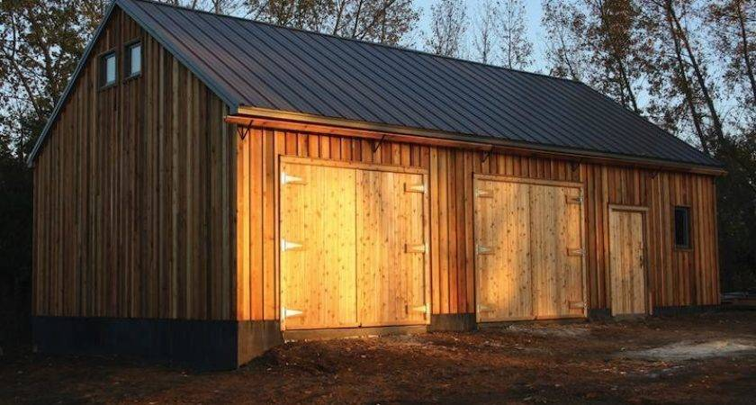 Board Batten Wood Siding Boring Insects