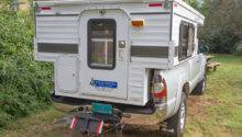 Bosque Bill Backroads Camper Steps Modification