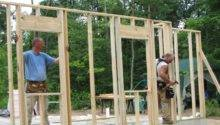Brainright Exterior Wall Framing