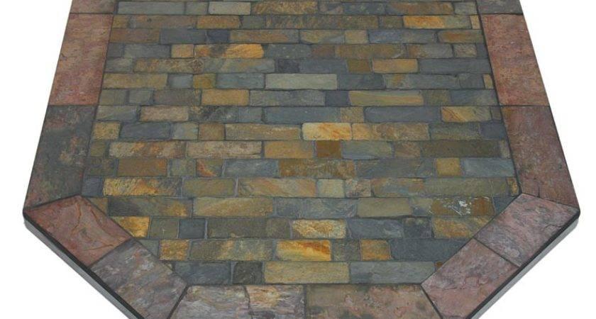 Brick Laminate Hearth Pad