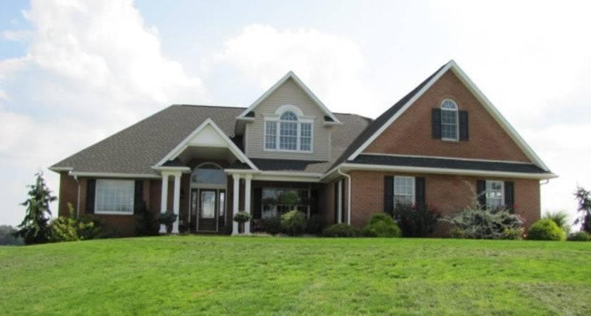 Brick Siding Color Schemes Fabulous Homes