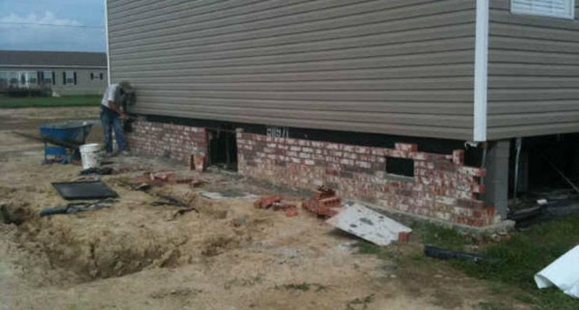 Brick Vector Underpinning