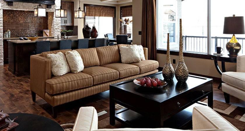 Brown Beige Living Room Design Deniz Homedeniz Home