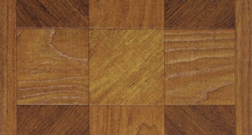 Brown Wood Vinyl Floor Tiles Pcs Self Adhesive Flooring