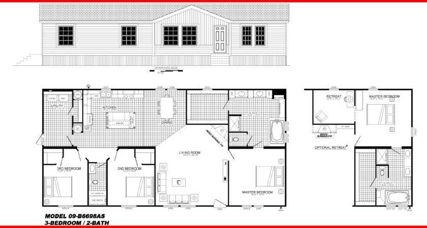 Buccaneer Mobile Home Floor Plans Matttroy