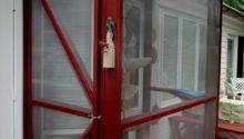 Build Catio Tiny Screen House Kitty Cats Our