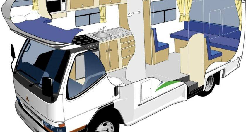 Build Cheap Campervan Classic Van