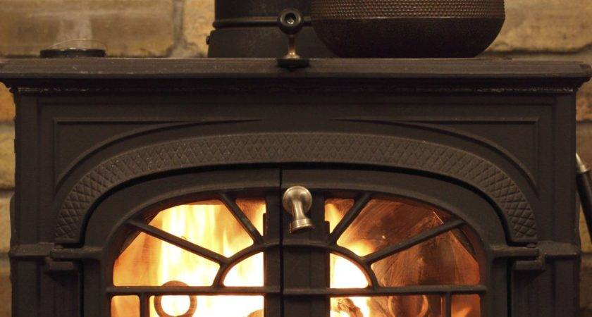 Build Chimney Wood Burning Stove Ehow