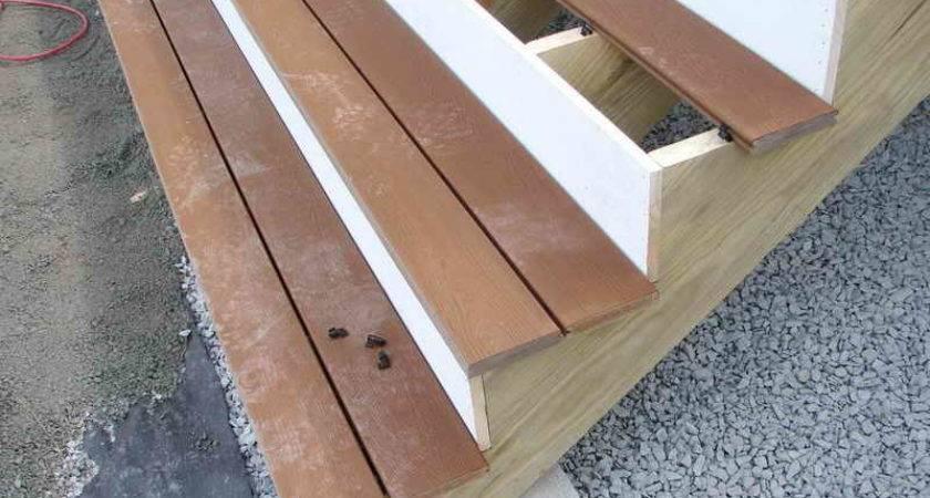Build Deck Stairs Fortikur