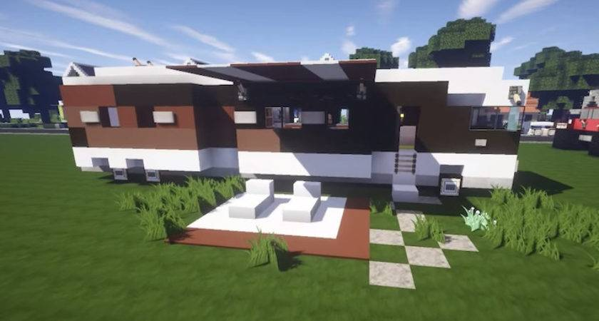 Build Diesel Pusher Motorhome Minecraft Video