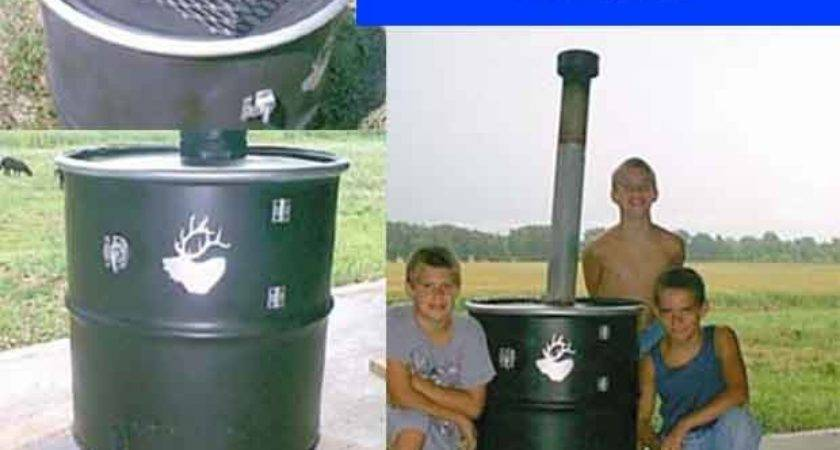 Build Large Portable Wood Gasifier Stove