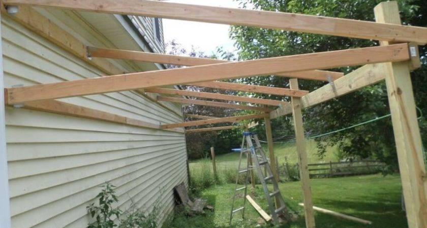 Build Lean Shed Easy Steps Diy Shareable