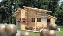 Build Pallet Houses Homestead Survival