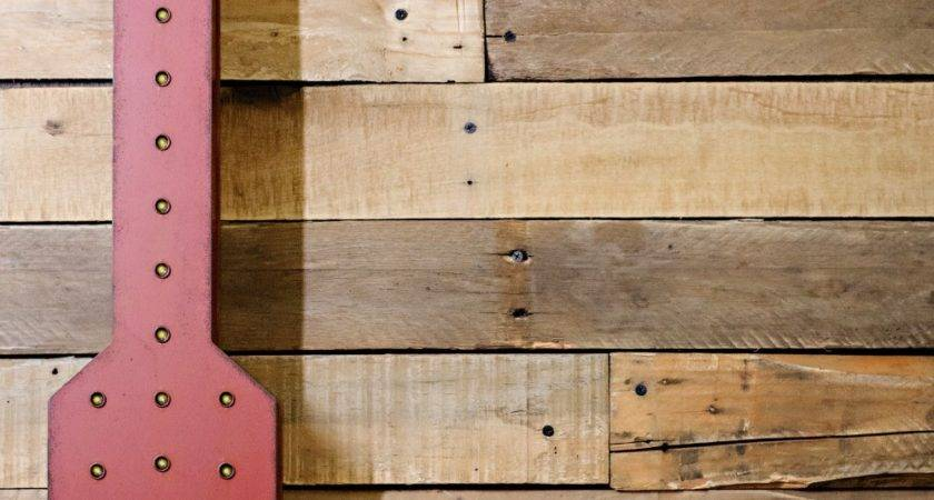 Build Pallet Wall Project Nursery