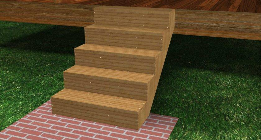 Build Porch Steps Wikihow