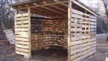 Build Shed Pallets Asplan