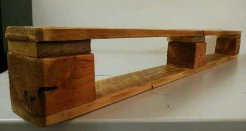 Build Shelf Out Pallets