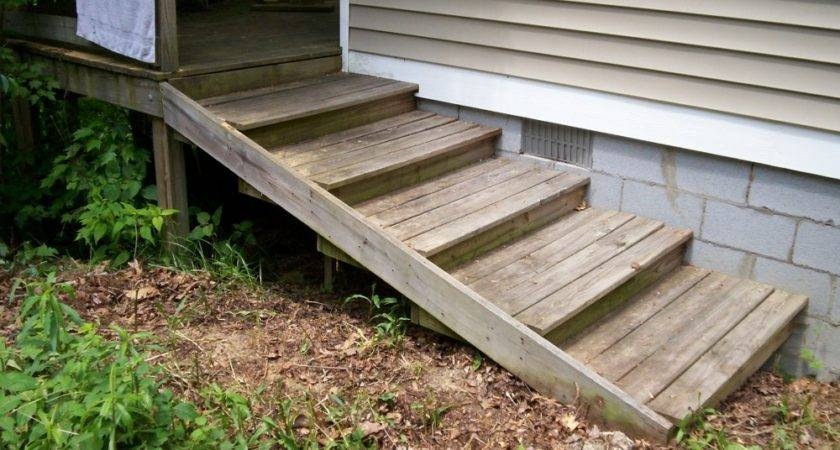 Build Stairs Few Simple Steps