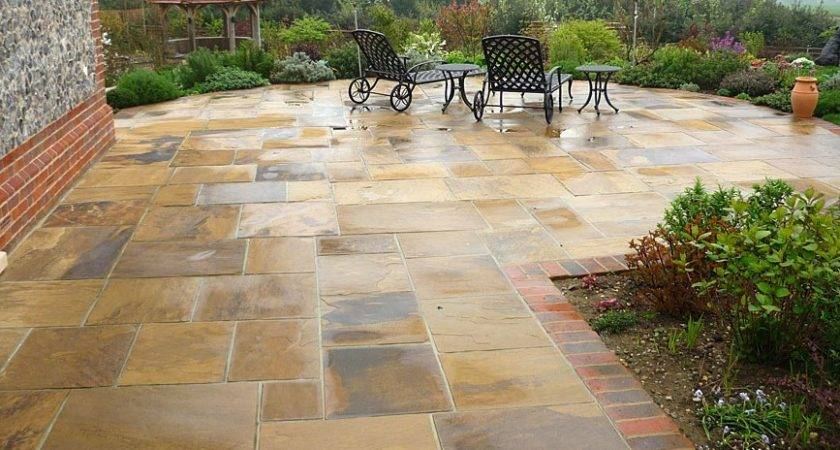 Build Stone Patio Your Own Hirerush Blog