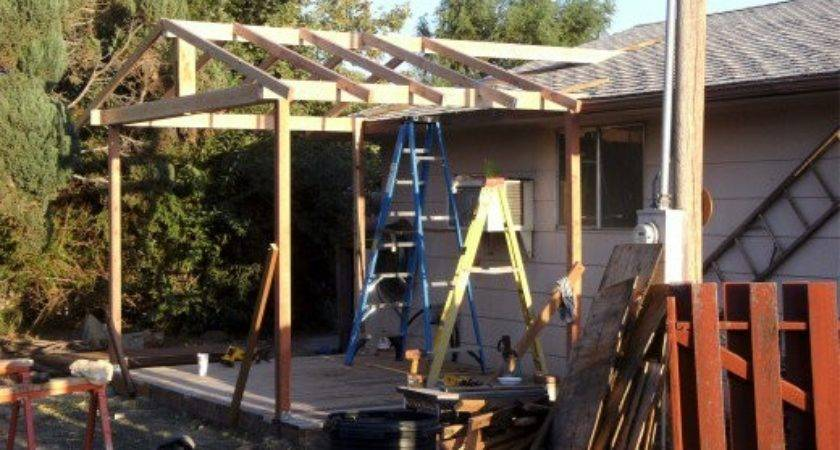 Build Your Own Covered Deck Dengarden
