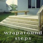 Building Cascading Wrap Around Stairs Joy Studio