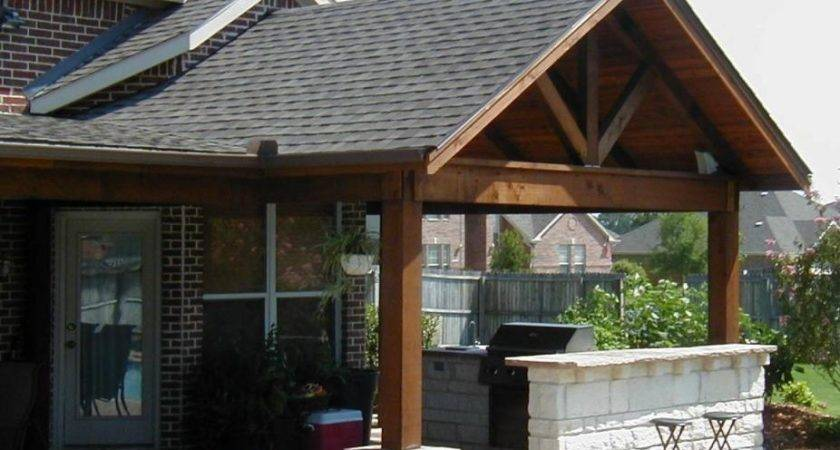 Building Covered Patio Plans Landscaping Gardening Ideas