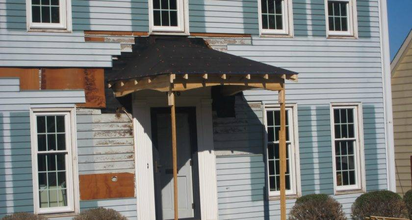 Building Front Porch Overhang Joy Studio Design