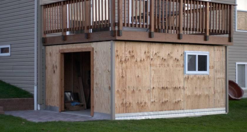 Building Mobile Home Porch Homes