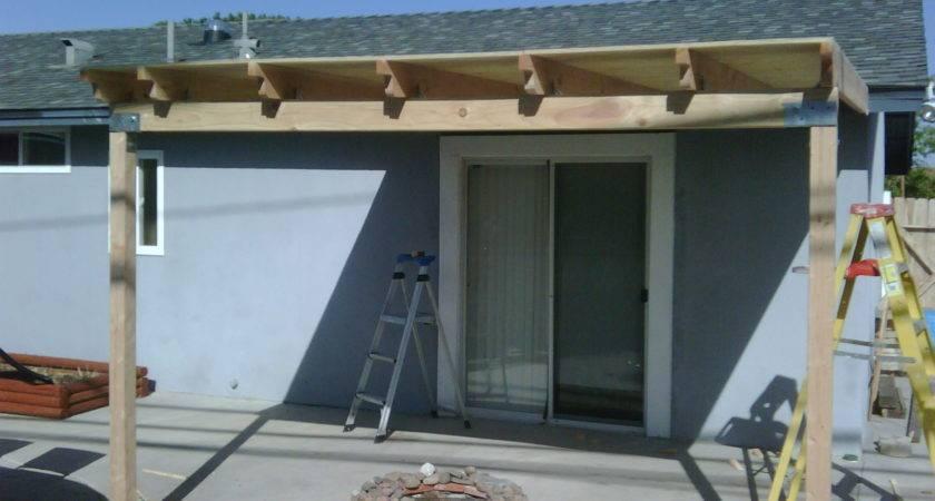 Building Patio Cover Newsonair