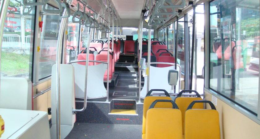 Bus Has Seat Belts Notinteresting